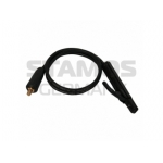 Stamos MMA suvirinimo kabelis su elektrodo laikikliu 3,5m