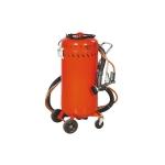 Smėliasrovė | 28 galonai / 105L | su dulkių siurbliu (MOD105)