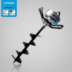 Motorinis grąžtas gruntui, Leman LOTAR052