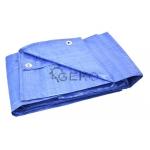 Neperšlampamas tentas 4x6m (mėlyna) +/-5% (G01934)