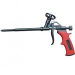Pistoletas montažinėms putoms (gumuota rankena) pilnai tefloninis (SK14271-WN)