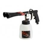 Pneumatinis plovimo/džiovinimo pistoletas su 2 išcentriniais antgaliais (RH2003)