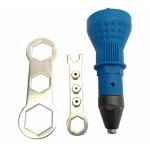 Priedas į grąžtą - kniediklis | 2.4 - 3.2 - 4.0 - 4.8 mm (RGA06)