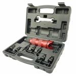Priedo į grąžtą - kniediklio ir adapterių rinkinys | M3, M4, M5, M6, 8-32, 10-32, 10-24 ir 1/4-20 (RGA09-WN)