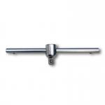 Rankena galvutėms su slankiojančiu kvadratu 1/4'', 110mm (17H106)