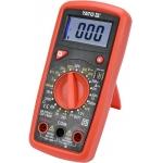 Skaitmeninis daugiafunkcinis testeris 0-600 V (YT-73081)