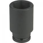 "Smūginė galvutė ilga 1"", Cr-V, 22 mm (ES-0122)"