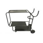 Spartus SP-TR-12 Suvirinimo įrangos vežimėlis su 3 lentynomis (SP-TR-12)