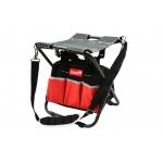 Sudedama kėdutė su įrankių krepšiu ir kišenėmis (T00454)