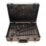 Tuščia aliumininė dėžė įrankių rinkiniui 15501 (15501-LEER)