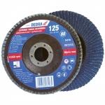 Vėduoklinis šlifavimo diskas 125x22,2mm, GR60 (F26060)