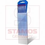 Volframo elektrodas 3,2 x 175 mm TIG suvirinimo aparatams