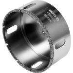 Deimantinis grąžtas cilindrinis | 80 mm (YT-60434)