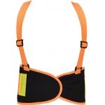 Apsauginis juosmens diržas su petnešom | Ryškiai oranžinis | 2XL dydis (YT-742411)