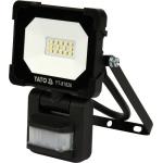 Šviesos diodų lempa / prožektorius   su judesio davikliu   SMD LED 10W 900LM (YT-81826)