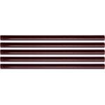Karštų klijų lazdelių rinkinys 11,2x200mm 5vnt. rudos (YT-82439)