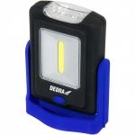 Žibintuvėlis 1W COB LED+3LED (L1005)