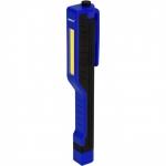 Žibintuvėlis 3W COB LED pen., su elementais (L1003)