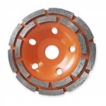 Šlifavimo diskas dvigubas segmentas 125mm HP041