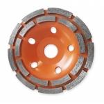 Šlifavimo diskas dvigubas segmentas 180mm HP042