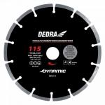 Šlifavimo diskas segmentinis Dynamic 115x22.2mm HP2111