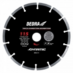 Šlifavimo diskas segmentinis Dynamic 300x25.4mm HP2118E