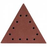 Švitrinis popierius trikampis GR80 5vnt., #DED7763  DED7749T1