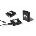 ADA Cube (Mini USB) Įkraunama baterija lazeriniams nivelyrams (CubeBattery)