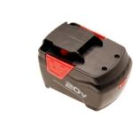 Akumuliatorius / keičiama baterija | Li-Ion | 20 V / 1,5 Ah (9258-1)