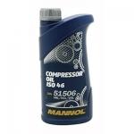 Alyva kompresorinė ISO 46 MANNOL (CO14010)
