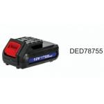 Akumuliatorius 12V 1500mAH Li-lon DED78755