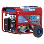 Benzininis generatorius 5,5kW Dedra (DEGB6500K)