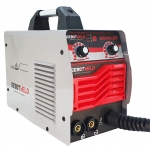 Inverterinis suvirinimo pusautomatis 2 in 1 MIG+MMA 200A, 230V IGBT, NO GAS (GET003)