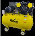 Oro kompresorius 350L, (4 cil.) 7.5kW, 380V, 12.5bar (V-1.05/12.5-350L)