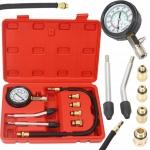 Kompresijos matuoklis benzininiams varikliams 8vnt. (M57681)