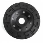 Diskas betono šlifavimui 125x22.2mm SEGMENT-U (KD1958)