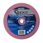 Diskas grandininėms galandinimo staklėms 100x10x3.2mm (G81202)