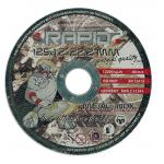 Pjovimo diskas 125x1.2x22.2mm (M08250)