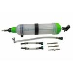 Švirkštas / rankinė pompa | 1500 ml | su adapterių rinkiniu (SG1500Z)
