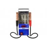 Skaitmeninis akumuliatoriaus testeris 12V, 100A (G80029)