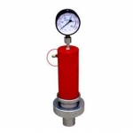 Hidraulinio preso cilindras su manometru 10t (TL0100110)