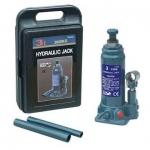 Hidraulinis domkratas su plastikine dėže - 5.0t, Hmin/max-216/413mm(T90504S)