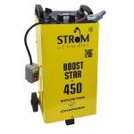 Įkroviklis-paleidėjas akumuliatoriui 12/24V 400A 500Ah (ST450)