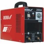 Suvirinimo invertorius Dedra DESi201 MMA 200A