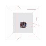 ADA Cube 3D Lazerinis nivelyras (A00382)