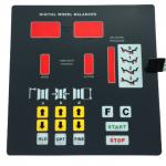 Klaviatūra ratų balans.staklių PL-1150. Atsarginė dalis (KBPL1150AD)