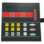 Klaviatūra ratų balans.staklių PL-1152. Atsarginė dalis (KBPL1152AD)
