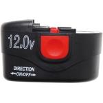Įkraunama baterija / akumuliatorius tepimo švirkštui | Ni-Cd | 12 V / 1.7 Ah (3145-1)