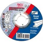 Metalo pjovimo diskas | Ø 115 x 2,5 x 22,2 mm | 42 tipas (3922)