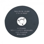 Metalo pjovimo diskas 76mm (ACW001)